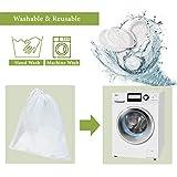 Reusable Cotton Pads Face Pack 13 Washable Makeup