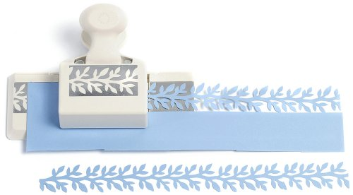 Martha Stewart Crafts Deep Edge Punch, Vine Trim ()