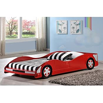 Amazon.com: Race Car Toddler Bed: Toys & Games