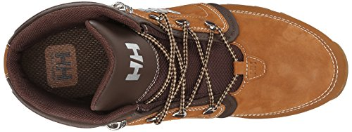 Helly Hansen Koppervik, Stivali da Escursionismo Uomo Marrone (Braun (Crazy Horse / Coffe Bean / 741))