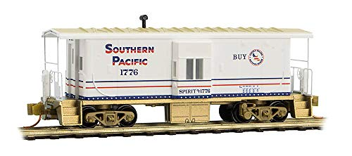 Micro-Trains MTL N-Scale Baywindow Caboose Southern for sale  Delivered anywhere in USA