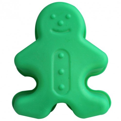 Gingerbread Boy Cake and Cupcake Silicone Baking Mold