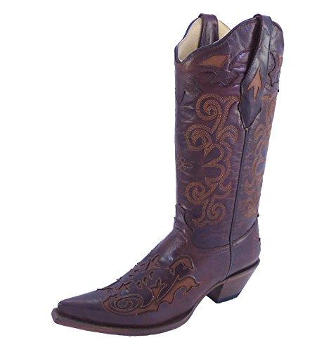 Western Wear shop. com de Femme Bottes WBL de 03 dIwxVAJ2R