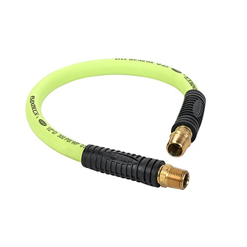 Legacy Flexzilla Swivel Whip Air Hose, 1/2 in. x 2 ft. (1...