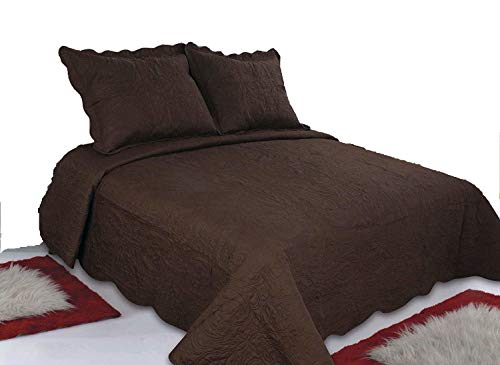 chocolate bedspread - 8