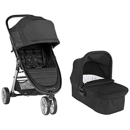 Baby Jogger City Mini 2 Stroller – 2019   Compact, Lightweight Stroller   Quick Fold Baby Stroller, Jet with Baby Jogger…