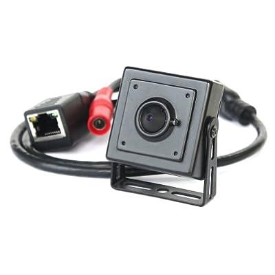 ELP 1080P Megapixel Industrial Mini IP Camera,Mini Pinhole Hidden Network Camera