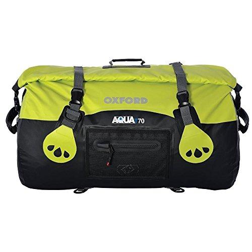 Oxford Aqua-70Rolle Tasche Einheitsgröße Black/Fluorescent