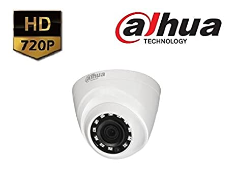 Dahua Hd Dome Camera Dh-Hac-Hdw1100Rp-0360B Dome Cameras at amazon