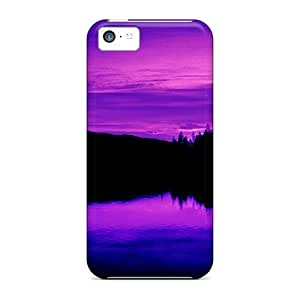Dana Lindsey Mendez ToduTle4317ubMxv Case For Iphone 5c With Nice Pink Twilight Appearance