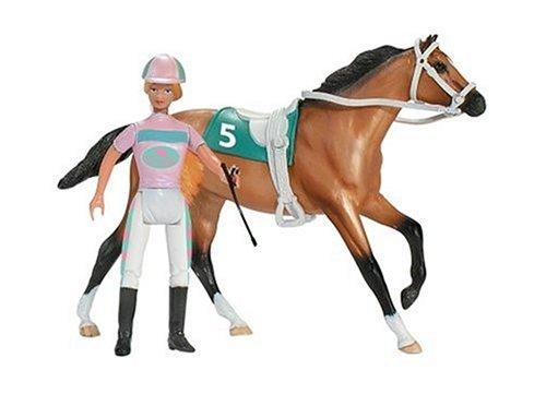 Paddock Pals Race Horse & Jockey Gift Set