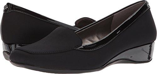 Bandolino Women's Lilas Black/Black Fabric 10 M US