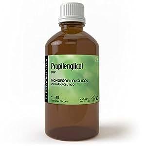 Propilenglicol USP - Pureza Certificada - 1 litro - PG Base (precio: 6,95€)
