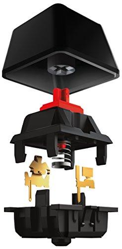 Logitech 920-007839 G610 Orion Red Backlit Mechanical Gaming Keyboard