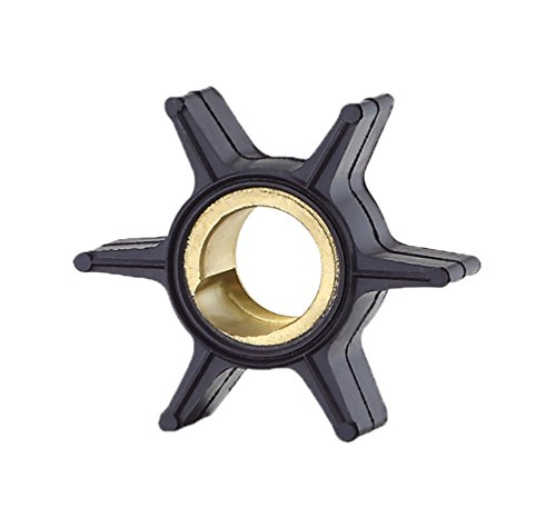 - Full Power Plus Brass Impeller Replacement for Johnson Evinrude 20hp 25hp 28hp 30hp 35hp 18-3051 395289 395265