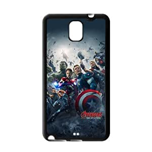 the Case Shop- Avengers 2 Avengers2 Age of Ultron Super Hero Hard Back Case Silicone Cover Skin for SamSung Galaxy Note3 N9000 , n3xq-714