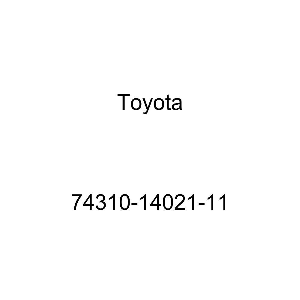 TOYOTA Genuine 74310-14021-11 Visor Assembly