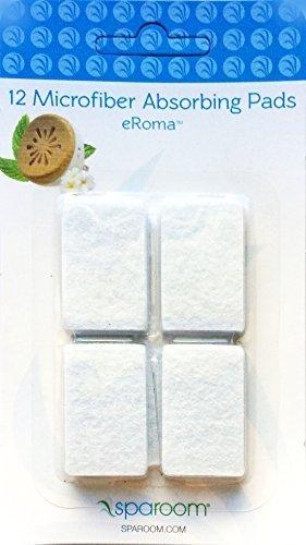 12 eRoma Microfiber Absorbing Pads