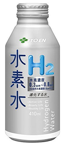 Ito En evolving water hydrogen water (bottle cans) 410mlX48 this (2 cases) by Ito En