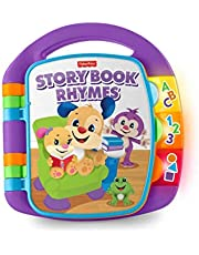 Fisher-Price CDH26 Laugh and Learn Storybook Rhymes Book