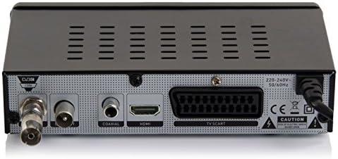Opticum C 200 PVR - Sintonizador de TV: Amazon.es: Electrónica