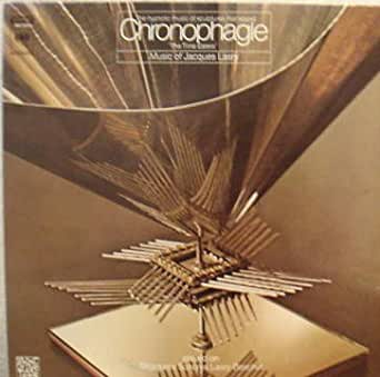 - Chronophagie - Hypnotic Music of Sculptures That Sound