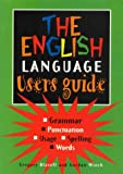 img - for English Language Users Guide book / textbook / text book