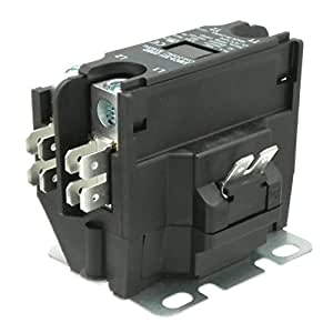 CONTACTOR 32 AMP 1 POLE ONETRIP PARTS® HEAVY DUTY REPLACEMENT FOR RHEEM RUUD WEATHERKING OEM 42-102851-01