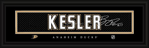 Prints Charming Anaheim Ducks Kesler Framed Posters 22x6 Inches