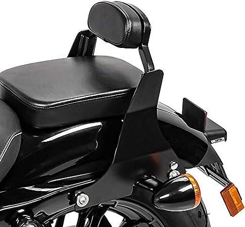 Sissy Bar Für Harley Davidson Sportster 1200 Custom 04 20 Rückenlehne Schwarz Auto