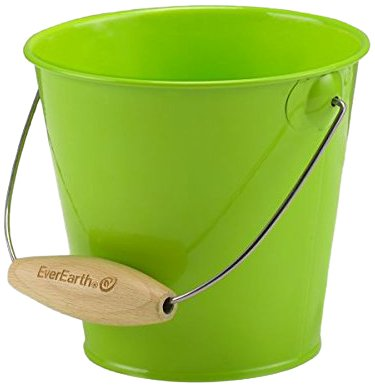 EverEarth Childrens Gardening Bucket EE33713 by EverEarth
