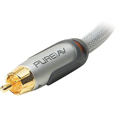 Belkin PureAV AV50100-08 8-Foot Digital Coaxial Audio Cable (Discontinued by Manufacturer