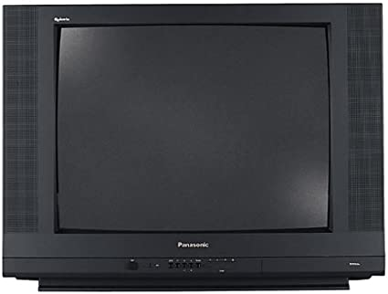 Panasonic TX 28 LK 1 C 71,1 cm (28 Pulgadas) 4: 3 televisor Negro ...