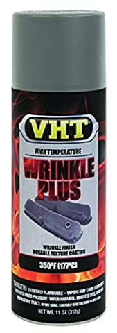 VHT SP205 Gray Wrinkle Finish Paint - 11 fl. oz. - Old School Auto