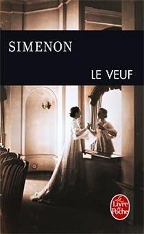 Le veuf par Simenon