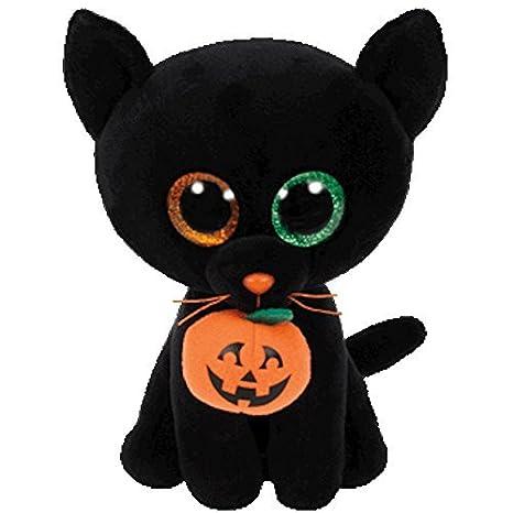 876e4da8e04 Amazon.com  Ty Beanie Babies 37080 Boos Shadow the Halloween Black Cat Boo  Buddy  Toys   Games