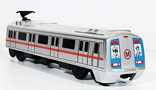 Jack Royal Indian Iconic Models   Metro Train for Kids  centy