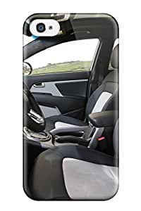 Ideal CaseyKBrown Case Cover For Iphone 4/4s(kia Sportage 2014 Interior Pictures), Protective Stylish Case
