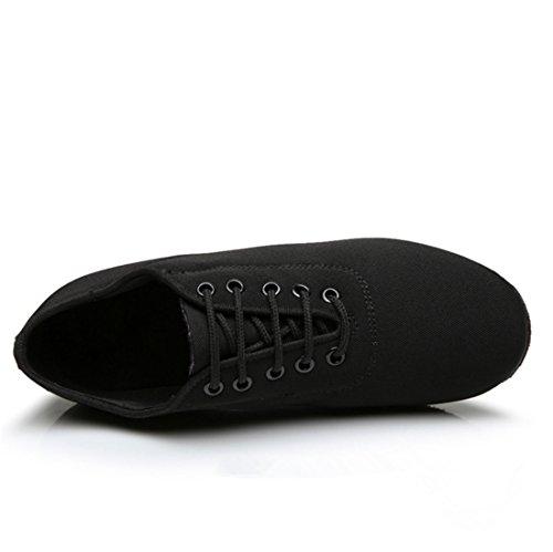Tmkoo Adult bambini Nero Taglia Per Shoes 2017 39 Latin Colore Oxford Insegnanti New Male Dance rRq8Urg
