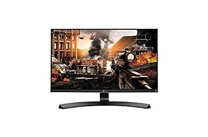 d1dbfa6c63b Amazon.in: Buy LG 4K-UHD 27UD68P-B 27-inch Monitor (Black) Online at ...