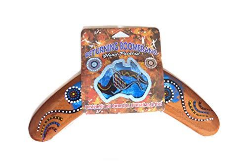 Returning Boomerang for Kids- Australian Gift