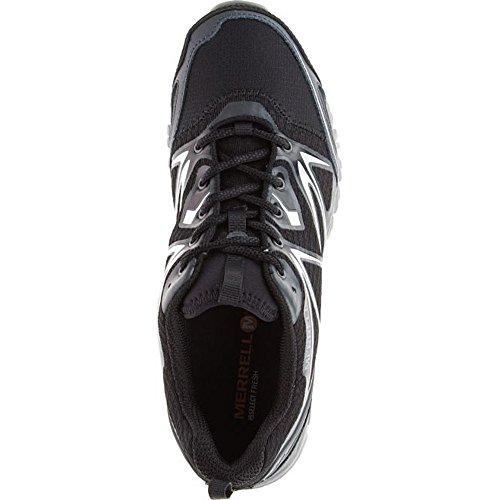 Merrell Capra Bolt Gore-Tex, Zapatos de Low Rise Senderismo para Hombre, Negro, 41 EU Black