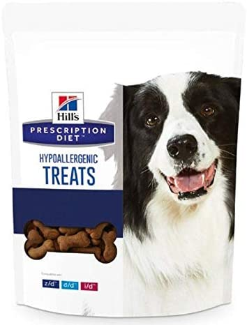 Hills Hypoallergenic Dog Treats 12 oz