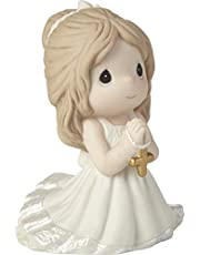 Precious Moments 202017 Remembrance of My First Communion Girl Bisque Porcelain Figurine
