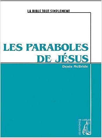 Lire Paraboles de Jésus pdf