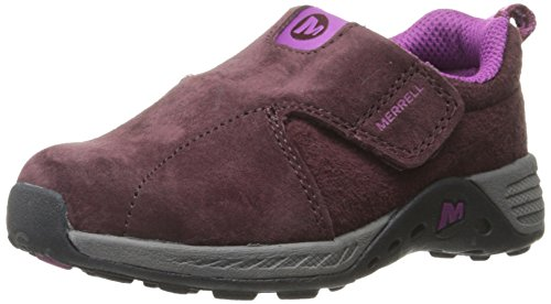 Merrell Jungle Moc Sport ALT Closure Outdoor Shoe (Toddler),Berry/Grey,9 M US (Sport Moc Shoes)