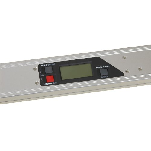 1200mm/ 47.25'' Digital Spirit Level Professional Range with Audio