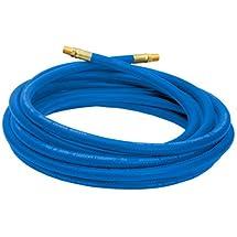 "Campbell Hausfeld 25' Air Hose 3/8"" ID Blue PVC (PA117701AV)"
