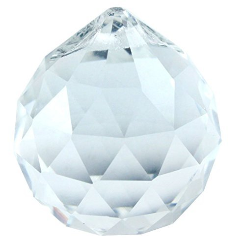 crystal prism ball - 2