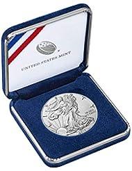 2019 American Eagle One Ounce Silver Bullion Dollar Uncirculated